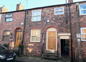 Thumbnail 2 bed terraced house to rent in George Street West, Macclesfield