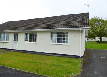 Thumbnail 2 bed semi-detached bungalow for sale in Gower Holiday Village, Reynoldston, Swansea