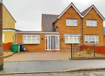 Thumbnail 3 bedroom semi-detached house for sale in Ripon Drive, West Bromwich, West Midlands