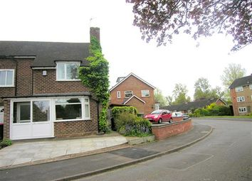 Thumbnail 3 bed terraced house for sale in Digby Road, Coleshill, Birmingham