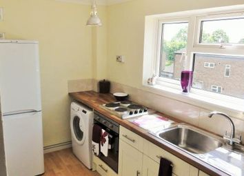 Thumbnail 2 bed flat to rent in Wedmore Court, Corby, Northamptonshire