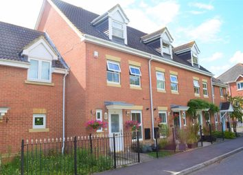 Thumbnail 3 bed terraced house for sale in Stag Drive, Hedge End, Southampton