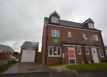 Thumbnail 4 bedroom semi-detached house for sale in Links Side, The Banks, Seascale