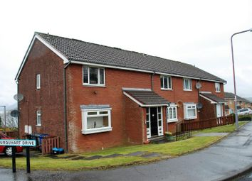 Thumbnail 1 bedroom flat to rent in Tantallon Avenue, Gourock