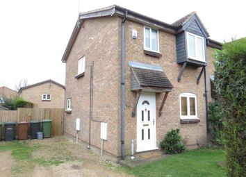Thumbnail 3 bedroom semi-detached house for sale in Kinnears Walk, Orton Goldhay, Peterborough