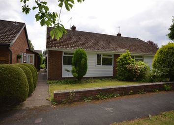 Thumbnail 2 bed semi-detached bungalow to rent in Ernald Gardens, Stone