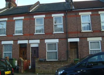 Thumbnail 2 bed terraced house to rent in Malvern Road, Luton, Beds