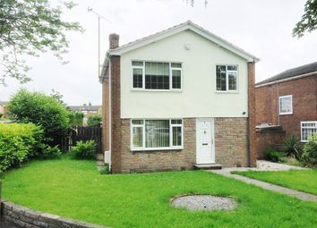 Thumbnail 3 bed detached house for sale in Penymynydd Road, Penymynydd, Chester