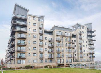 Thumbnail 2 bedroom flat for sale in Merlin Avenue, Edinburgh