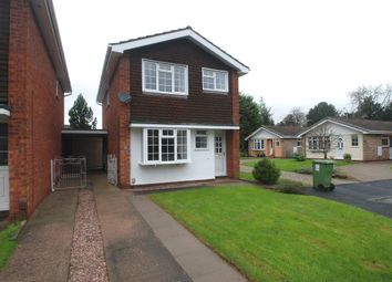 Thumbnail 4 bed property to rent in Wildwood Lawns, Stafford