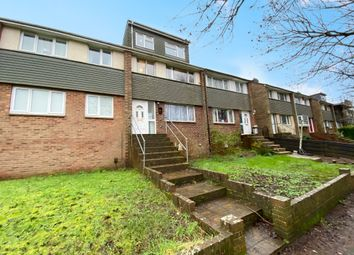 Thumbnail 4 bed terraced house for sale in Crowther Close, Sholing, Southampton, Hampshire