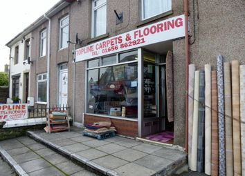Thumbnail Retail premises for sale in 32 Coychurch Road, Pencoed