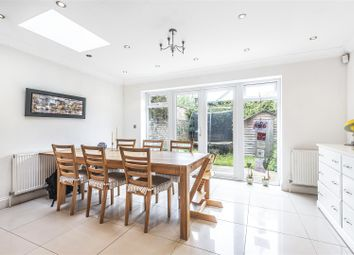 Thumbnail 5 bed terraced house for sale in Crown Road, St Margarets, Twickenham