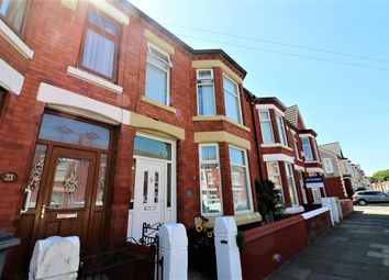 Thumbnail 4 bed terraced house for sale in Deveraux Drive, Wallasey