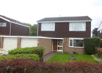 Thumbnail 4 bed detached house for sale in Grasmere Close, Hereford