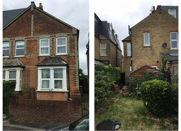 Thumbnail 3 bed semi-detached house for sale in Piper Road, Kingston Upon Thames