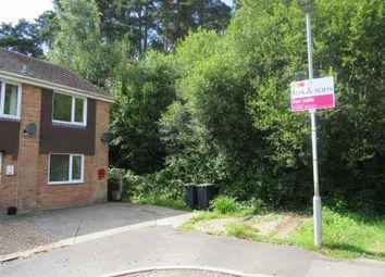 Thumbnail 1 bed end terrace house for sale in Station Road, Alderholt, Fordingbridge