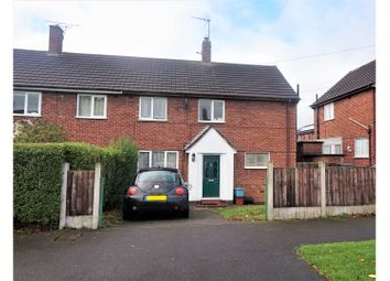 Thumbnail 3 bed semi-detached house for sale in Cherry Hill, Madeley