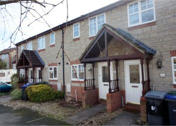 Thumbnail 2 bed terraced house for sale in Kingfisher Drive, Westbury