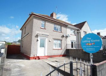 Thumbnail 3 bed semi-detached house to rent in Ascot Road, Southmead, Bristol