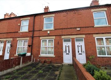 Thumbnail 3 bed terraced house to rent in Norman Road, Wrexham