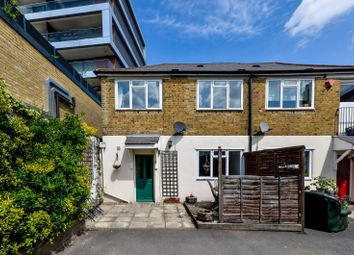 Thumbnail 2 bed semi-detached house to rent in Calvert Road, Greenwich