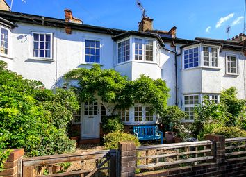 Thumbnail 4 bed terraced house to rent in Moormead Road, St. Margarets