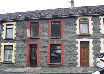 Thumbnail 3 bed terraced house to rent in Park Road, Cwmparc, Rhondda Cynon Taff.