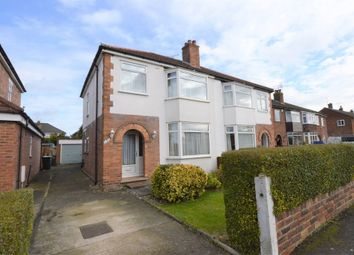 Thumbnail 3 bed semi-detached house for sale in Butterbache Road, Huntington, Chester