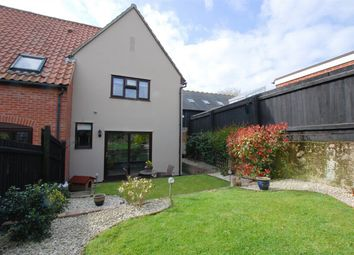 Thumbnail 2 bed end terrace house for sale in Old Mill Chase, Wethersfield, Essex