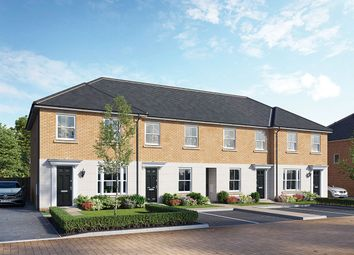 "Thumbnail 3 bed end terrace house for sale in ""Brunswick End"" at Ninelands Lane, Garforth, Leeds"