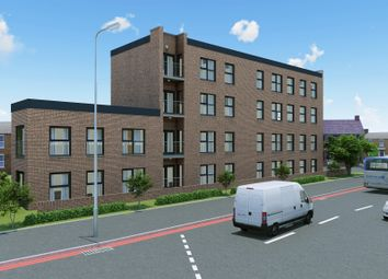 Thumbnail 1 bed flat for sale in Clifford Road, West Bromwich