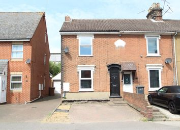 Thumbnail 3 bedroom end terrace house for sale in Wherstead Road, Ipswich