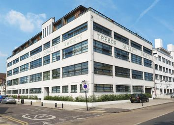 Thumbnail 1 bed flat for sale in Bridgepoints Lofts, Shaftesbury Road, London