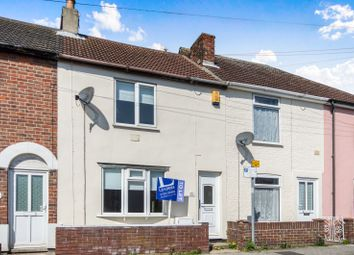 Thumbnail 3 bed terraced house to rent in Clapham Road North, Lowestoft