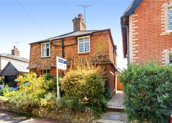 Thumbnail 2 bed semi-detached house for sale in Lower Street, Shere, Guildford, Surrey