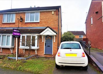 Thumbnail 3 bed semi-detached house for sale in Tenbury Close, Salford