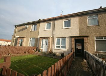 Thumbnail 2 bed terraced house for sale in Langside Drive, Kennoway, Leven