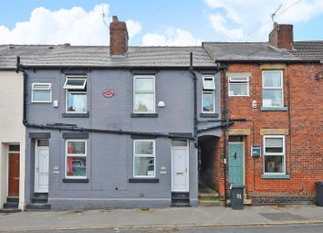Thumbnail 2 bed terraced house for sale in Loxley View Road, Sheffield