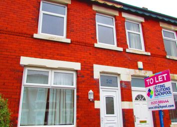 Thumbnail 2 bedroom property to rent in Johnson Road, Blackpool, Lancashire