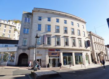 Thumbnail 1 bed flat to rent in Fleet Street, Torquay
