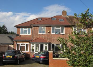 Thumbnail 6 bed semi-detached house to rent in Eastern Avenue, Pinner