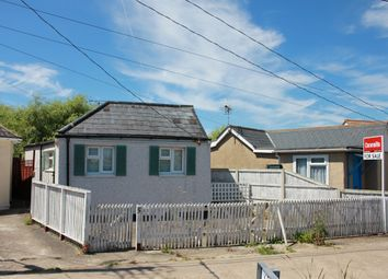 Thumbnail 1 bedroom detached bungalow for sale in Lake Way, Jaywick, Clacton-On-Sea