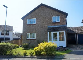 Thumbnail 4 bed detached house for sale in Telham Close, Hastings