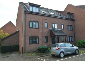 Thumbnail 2 bed flat for sale in Roseville Close, Norwich, Norfolk