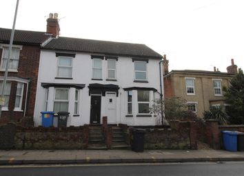 Thumbnail 2 bed property to rent in Woodbridge Road, Ipswich