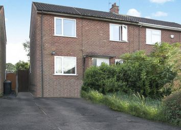 Thumbnail 3 bed semi-detached house for sale in Bretts Hall Estate, Nuneaton