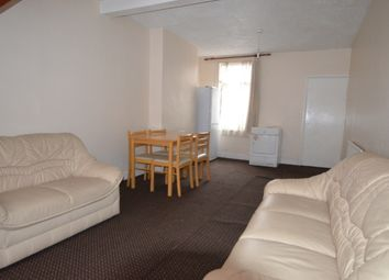Thumbnail 4 bedroom terraced house to rent in Avenue Road Extension, Leicester