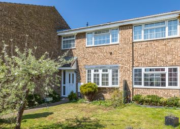 Thumbnail 3 bed terraced house for sale in Saxon Avenue, Stotfold, Hitchin, Herts