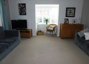 Thumbnail 3 bed end terrace house for sale in Harrier Way, Stowmarket